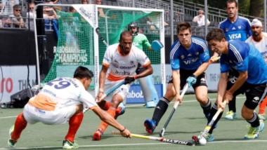 Los Leones perdieron ante la India 2 a 1 en Breda por la 2° Fecha del Champions Trophy Masculino.