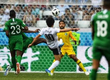 Se corta la racha de 12 juegos sin ganar de los árabes, pasaron 24 años del último triunfo.