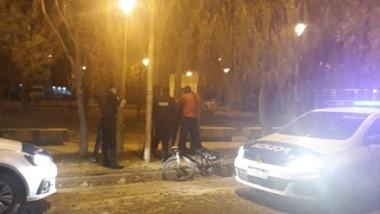 Los sujetos fueron aprehendidos en plena calle en Puerto Madryn.