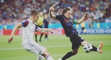 Islandia estuvo cerca pero sobre el final los croatas demostraron el por que es el mejor del Grupo.