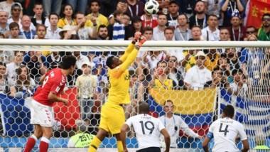 En un encuentro muy pobre Francia y Dinamarca le dieron a Rusia 2018 su primer empate 0 a 0.