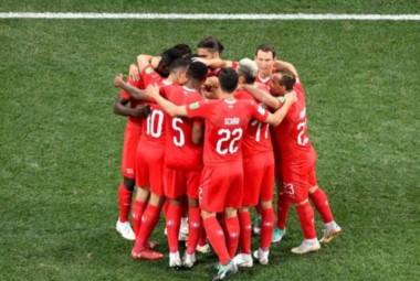 Suiza no pudo vencer a Costa Rica, pero igual clasificó y ahora enfrentará a Suecia.