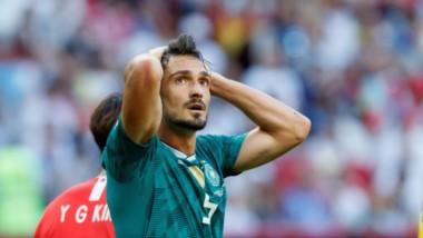 Alemania quedó eliminado en la primera ronda de un Mundial por segunda vez en la historia.