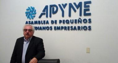 Eduardo Fernández fue moderado en el modo de opinar sobre Macri y su tibieza para con la situación del sector. (Foto gentileza Ámbito Financiero).