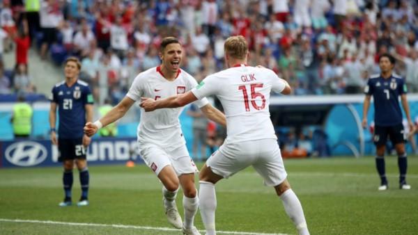 Polonia se despide del Mundial con una victoria por 1-0 contra Japón en Volgogrado.