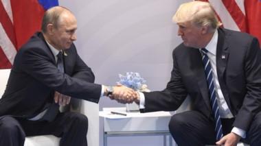 """El """"TEG"""" de la neo-post Guerra Fría agrega un nuevo capítulo..."""