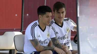 """La duda de Sampaoli es Enzo Pérez , el entrenador también maneja un """"plan B""""."""