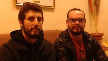 Damián Paura y Maximiliano Sepúlveda convocaron a la charla.