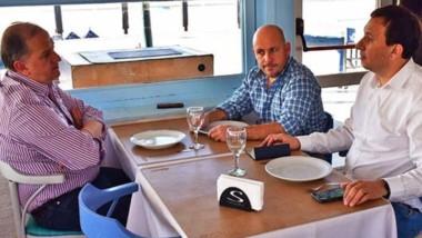 Cumbre. En el encuentro de los intendentes en Puerto Madryn se habló de unificar criterios ante la crisis.