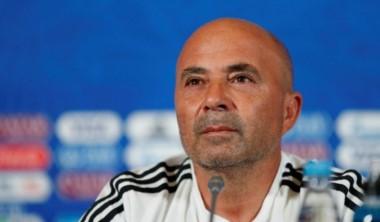 Sampaoli pidió realizar la reunión con Tapia después de tomarse unas vacaciones.