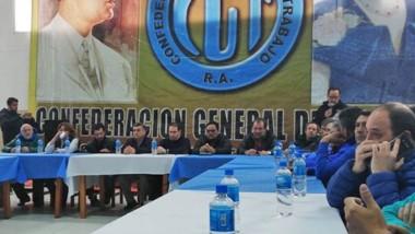 Cumbre. Las Regionales quieren un encuentro a solas con Arcioni.