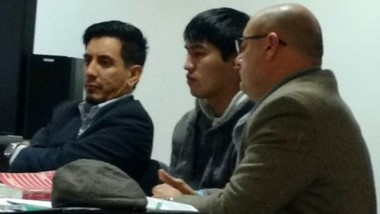 Maximiliano Nehiual está acusado de lesiones graves en Sarmiento.