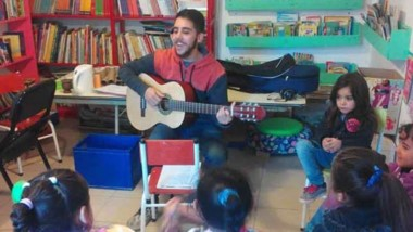 El  municipio de Rawson promueve talleres para chicos del Ruca.