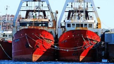 Los buques Cabo Buen Tiempo y Cabo San Juan fueron vendidos a Buenos Aires Pesca. (Foto: Revista Puerto)