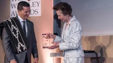 El Dr. García Borboroglu recibió dos reconocimientos internacionales en los últimos meses.