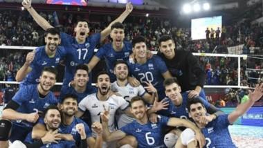 Argentina le ganó un partidazo a Italia y festejó por primera vez en la Nations League.