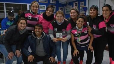 En categoría Mamis participaron 6 equipos. El primer puesto fue de Las Robles Sucias y el segundo de Choique.