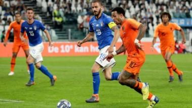 Italia y Holanda igualaron 1-1, en un ensayo disputado en el estadio de Juventus, en la ciudad de Turín.