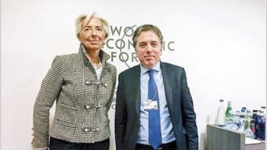 La Argentina podría obtener un préstamo superior a los 20.000 millones de dólares del Fondo Monetario Internacional (FMI).