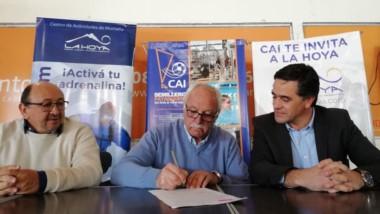 El acuerdo firmado entre la CAI y CORFO en Comodoro Rivadavia tiene como fin el beneficio de sus socios.