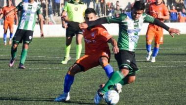 En Puerto Madryn, hugo igualdad sin goles entre J.J. Moreno y Germinal. Quien gane el sábado, será campeón del Apertura de la Liga del Valle.