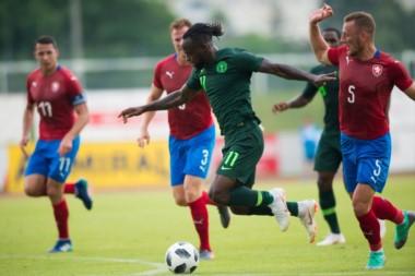 Nigeria cayó por la mínima ante República Checa.