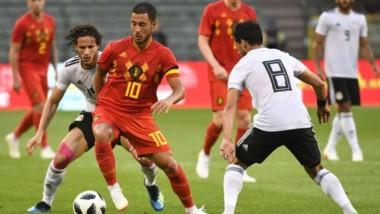 Hazard, una de las figuras de Bélgica, superó una lesión y será titular.