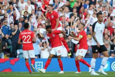 Inglaterra viene de una buena preparación. Venció antes de llegar a Rusia a Costa Ric.a y Nigeria.