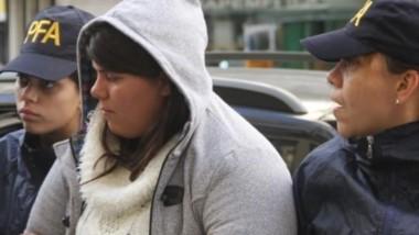 Trasladaron a la abogada Julieta Bonanno a los tribunales de Campana.