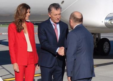 Macri arribó a Canadá, donde se mostrará con Legard tras el acuerdo con el FMI.