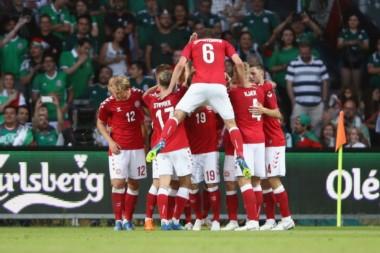 Dinamarca venció a México, que llega de