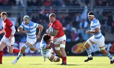 En San Juan, Gales se impuso claramente ante Los Pumas.