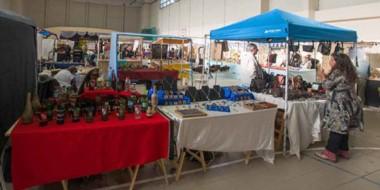 Del evento participaron artesanos y productores de Chubut, Córdoba, Neuquén, Santa Cruz y Buenos Aires.