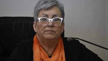 Xenia Gabella, presidente del Concejo Deliberante de la ciudad del Golfo.