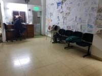 Los docentes dejaron el lugar en las primeras horas del martes