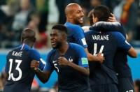 Una selección de Francia multirracial y con un gran sentido colectivo venció a Bélgica por 1 a 0.