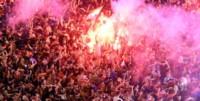 La capital de Croacia estalló de alegría tras el pase a la primera final de un Mundial.