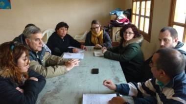 Debate. Los vecinos se tratan de organizar para obtener respuesta de la gestión de Cambiemos en Esquel.
