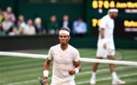 El español se llevó un partidazo y clasificó a semifinales de Wimbledon por primera vez desde 2011 (28º de Grand Slam).