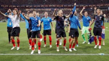 Croacia es el finalista con peor ranking, es vigésima. Hasta ahora, la finalista con peor ránking en un Mundial era la Francia del 98, que era 18va.