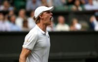 Tras disputar el segundo partido más largo de la historia de Wimbledon, Anderson es finalista y espera por Djokovic o Nadal.