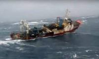 El Repunte se hundió el 17 de junio de 2017 a 30 millas de la costa de Rawson.