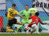 Bélgica vence a Inglaterra por 1 a 0 y se queda con el tercer puesto de la Copa del Mundo.