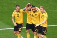 Bélgica lo gana gracias a una anotación de Meunier, a pase de Chadli.