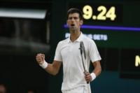 Djokovic llegó a su primera final de Grand Slam tras su ausencia por lesión.