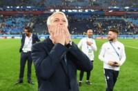 La selección que dirige Didier Deschamps está a un juego de su segunda estrella. El DT fue campeón en 1998.