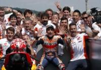 El campeón vigente sigue demostrando ser el mejor piloto del mundo.