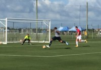 Boca volvió al ruedo en dos encuentros amistosos ante Miami United.