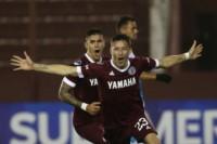Lanús quiere seguir en la Copa Argentina y enfrenta a Rafaela, de la B Nacional.