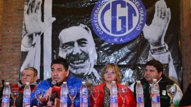 Collio dejó una puerta abierta para que el sector de Luis Núñez se sume y terminar con las dos CGT.